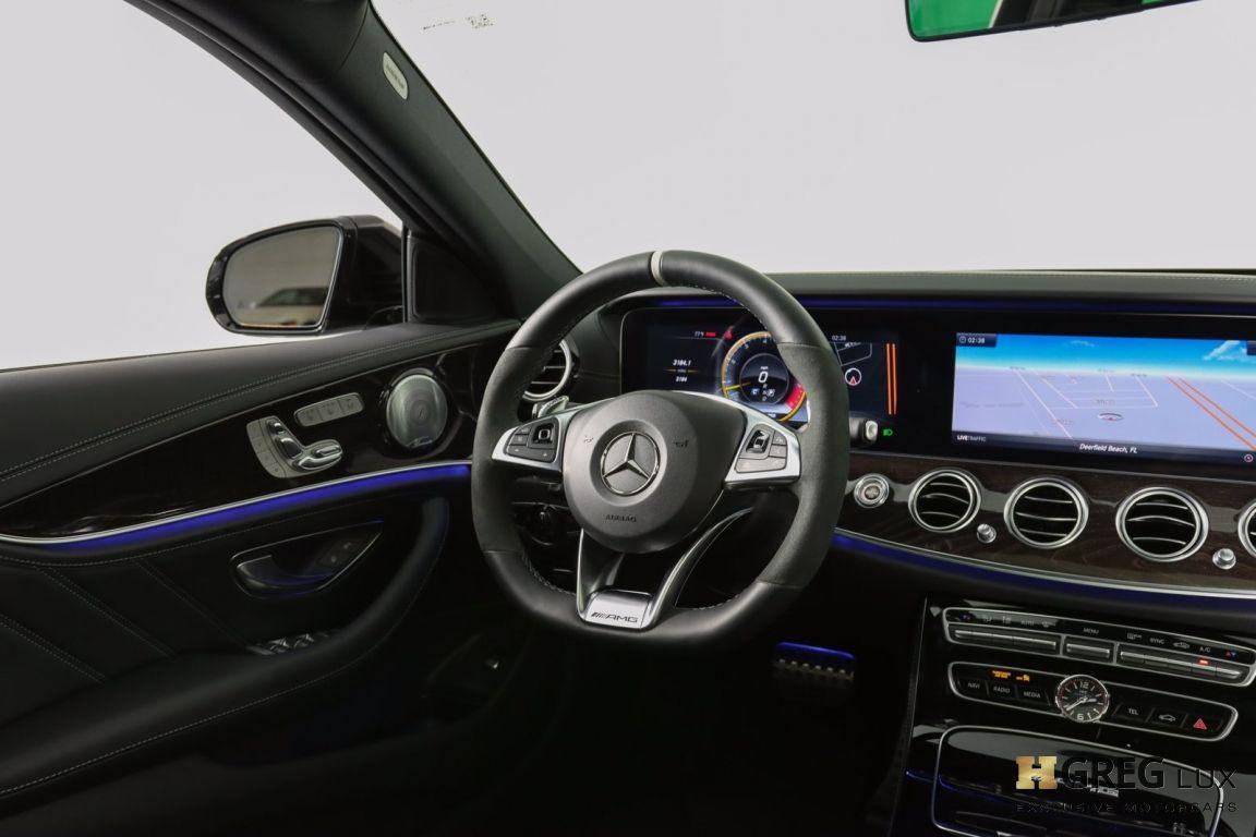 2018 Mercedes Benz E Class AMG E 63 S #46
