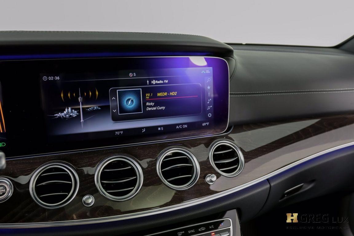 2018 Mercedes Benz E Class AMG E 63 S #42