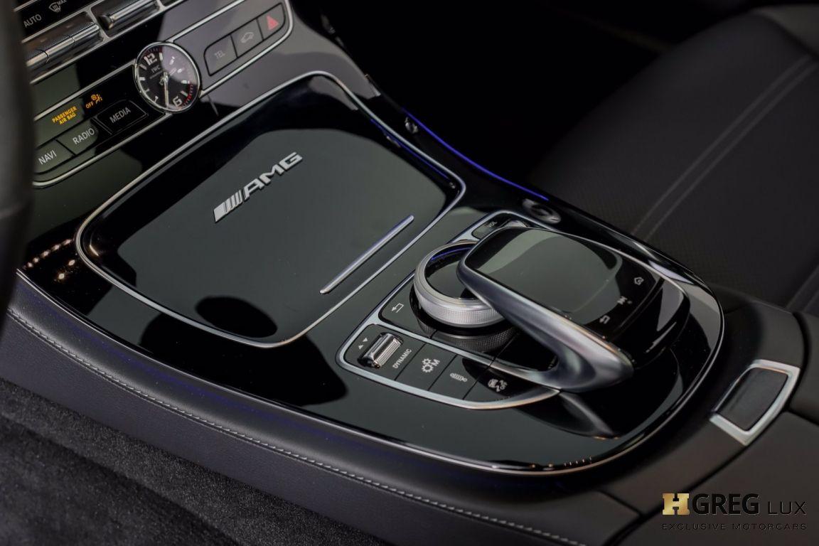 2018 Mercedes Benz E Class AMG E 63 S #41