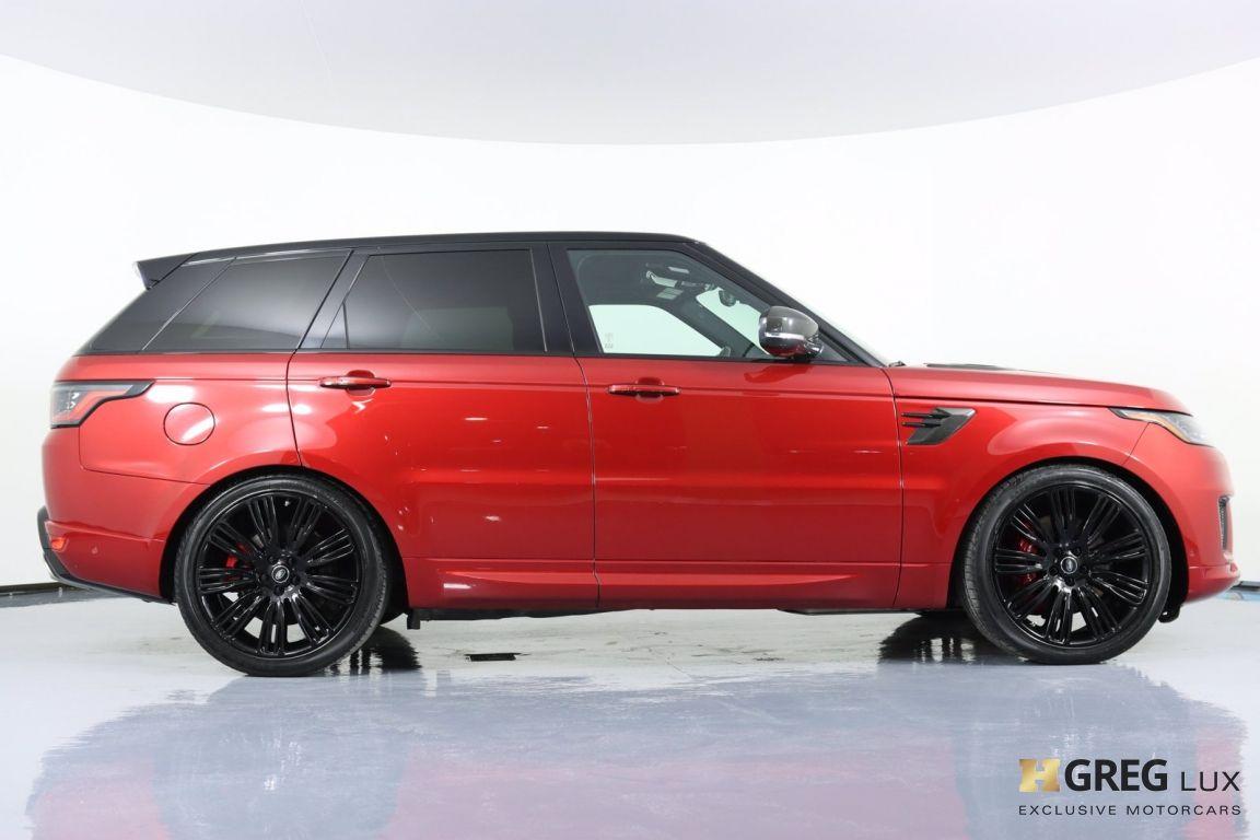 2019 Land Rover Range Rover Sport Autobiography #11
