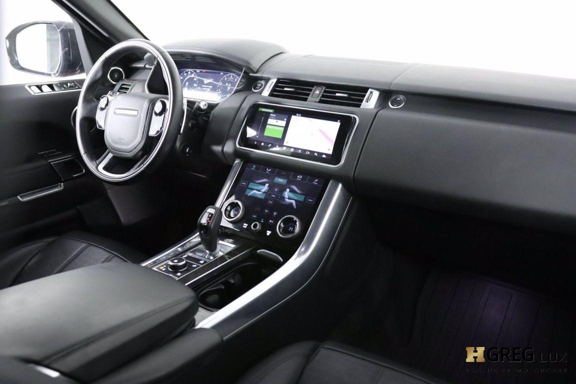 2019 Land Rover Range Rover Sport Autobiography #55