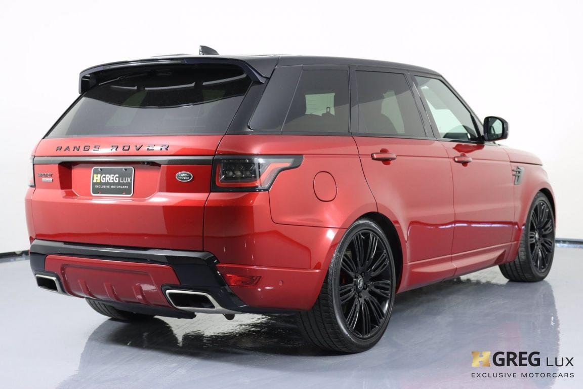 2019 Land Rover Range Rover Sport Autobiography #16