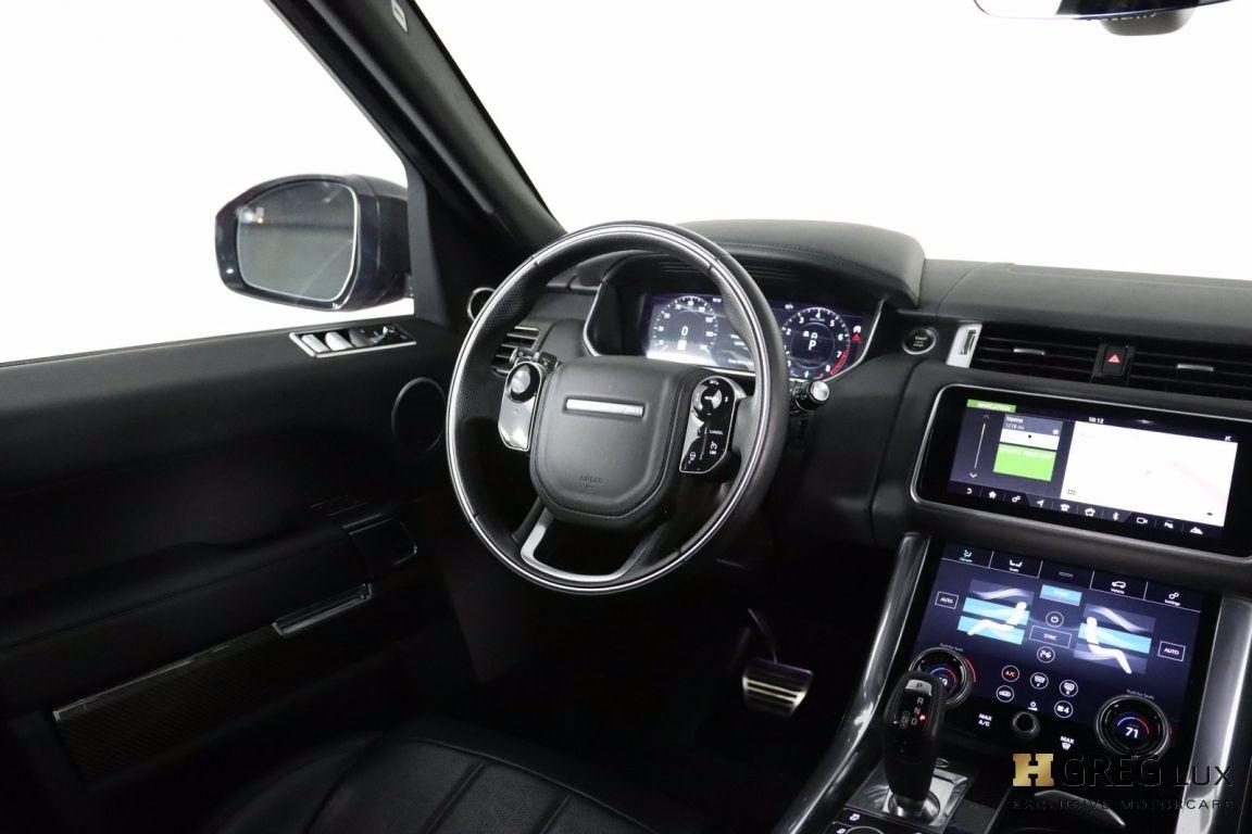 2019 Land Rover Range Rover Sport Autobiography #49