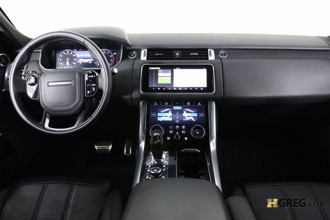 2019 Land Rover Range Rover Sport Autobiography #30