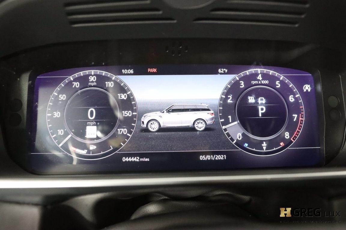 2019 Land Rover Range Rover Sport Autobiography #47