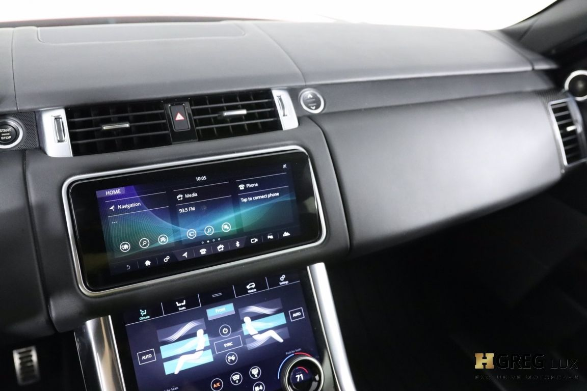 2019 Land Rover Range Rover Sport Autobiography #43