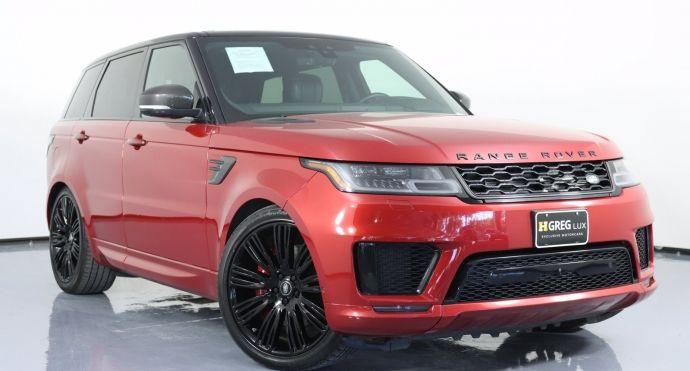2019 Land Rover Range Rover Sport Autobiography #0