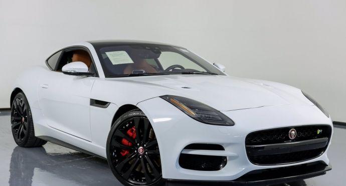 2019 Jaguar F TYPE R #0