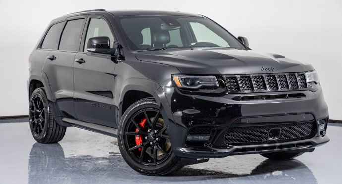 2018 Jeep Grand Cherokee SRT #0