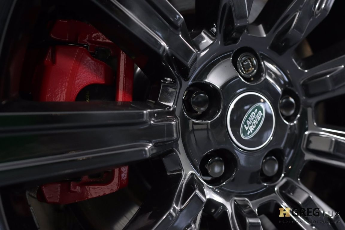 2018 Land Rover Range Rover Sport Supercharged #14