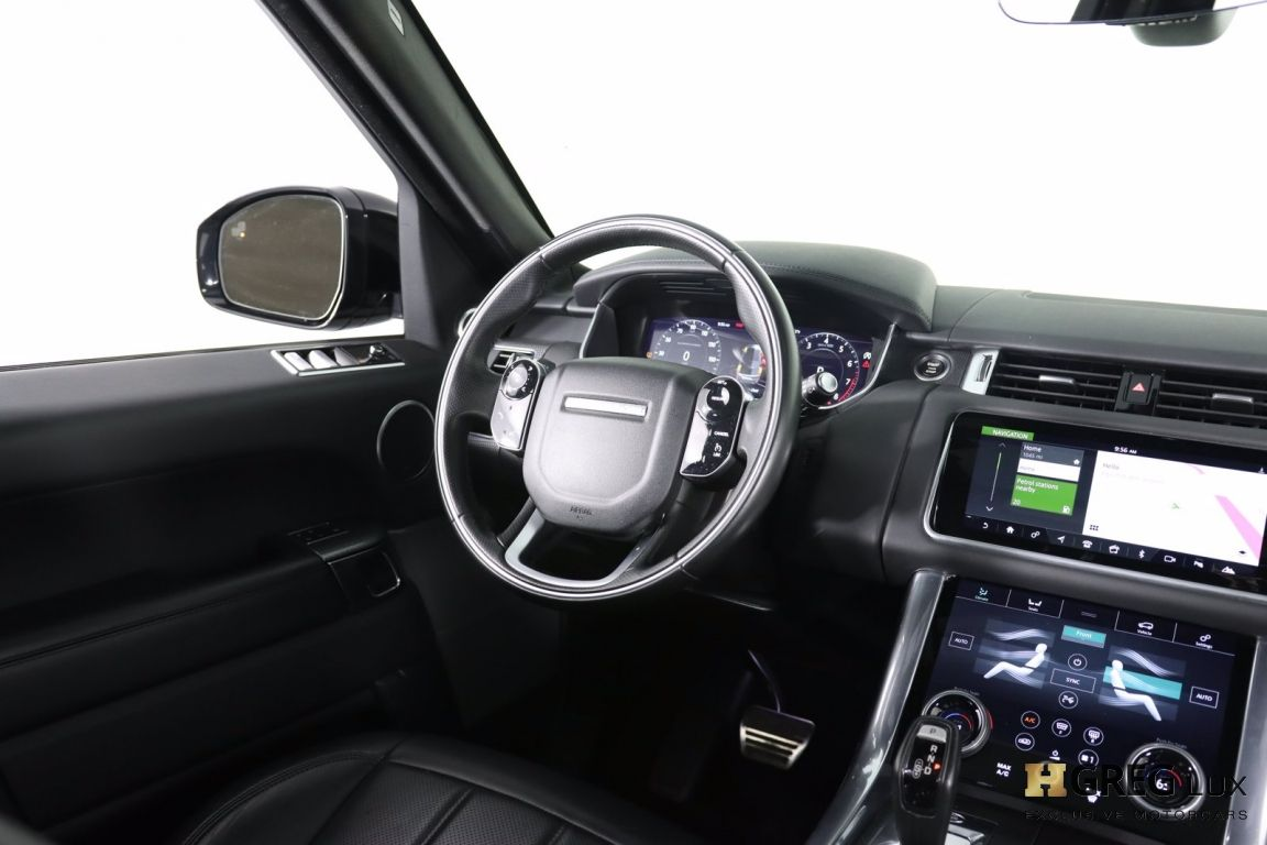 2018 Land Rover Range Rover Sport Supercharged #57