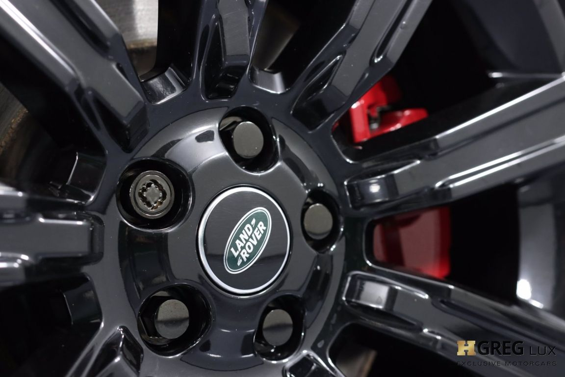2018 Land Rover Range Rover Sport Supercharged #33