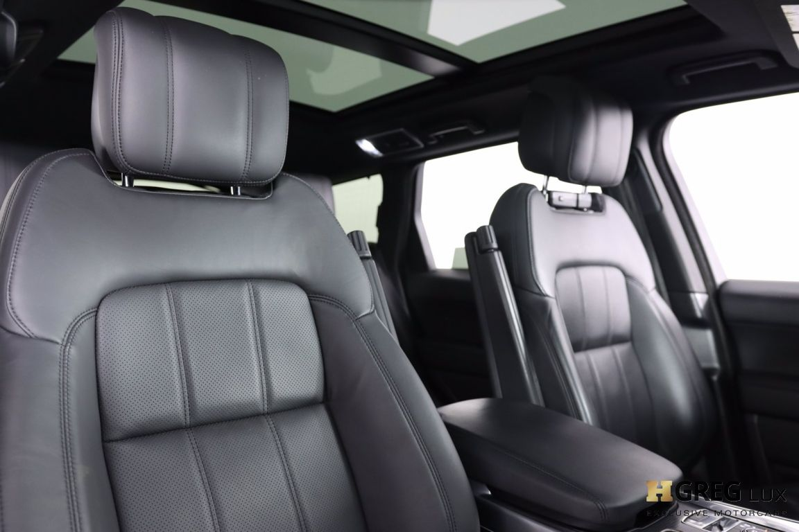 2018 Land Rover Range Rover Sport Supercharged #38