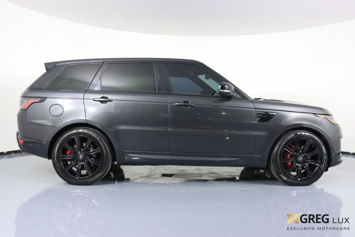 2018 Land Rover Range Rover Sport Supercharged #11