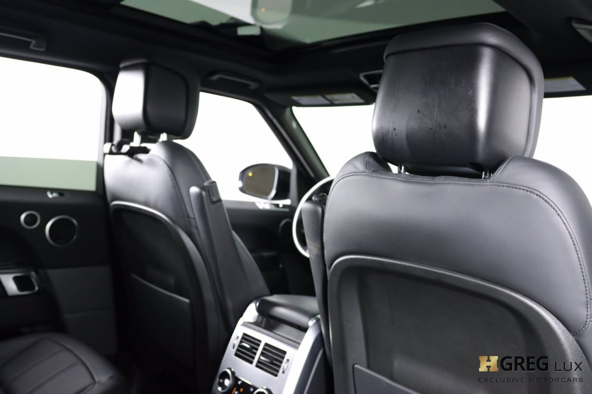2018 Land Rover Range Rover Sport Supercharged #64