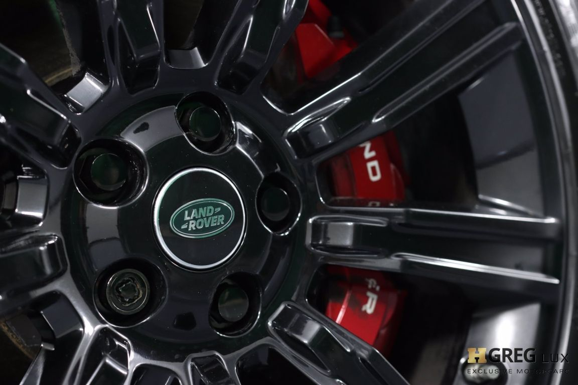 2018 Land Rover Range Rover Sport Supercharged #30