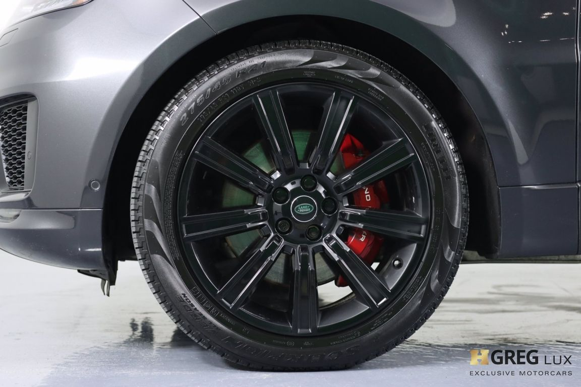 2018 Land Rover Range Rover Sport Supercharged #29