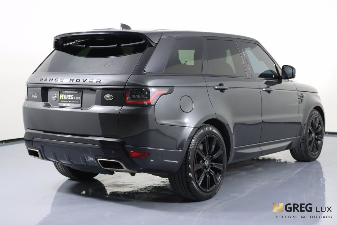 2018 Land Rover Range Rover Sport Supercharged #18