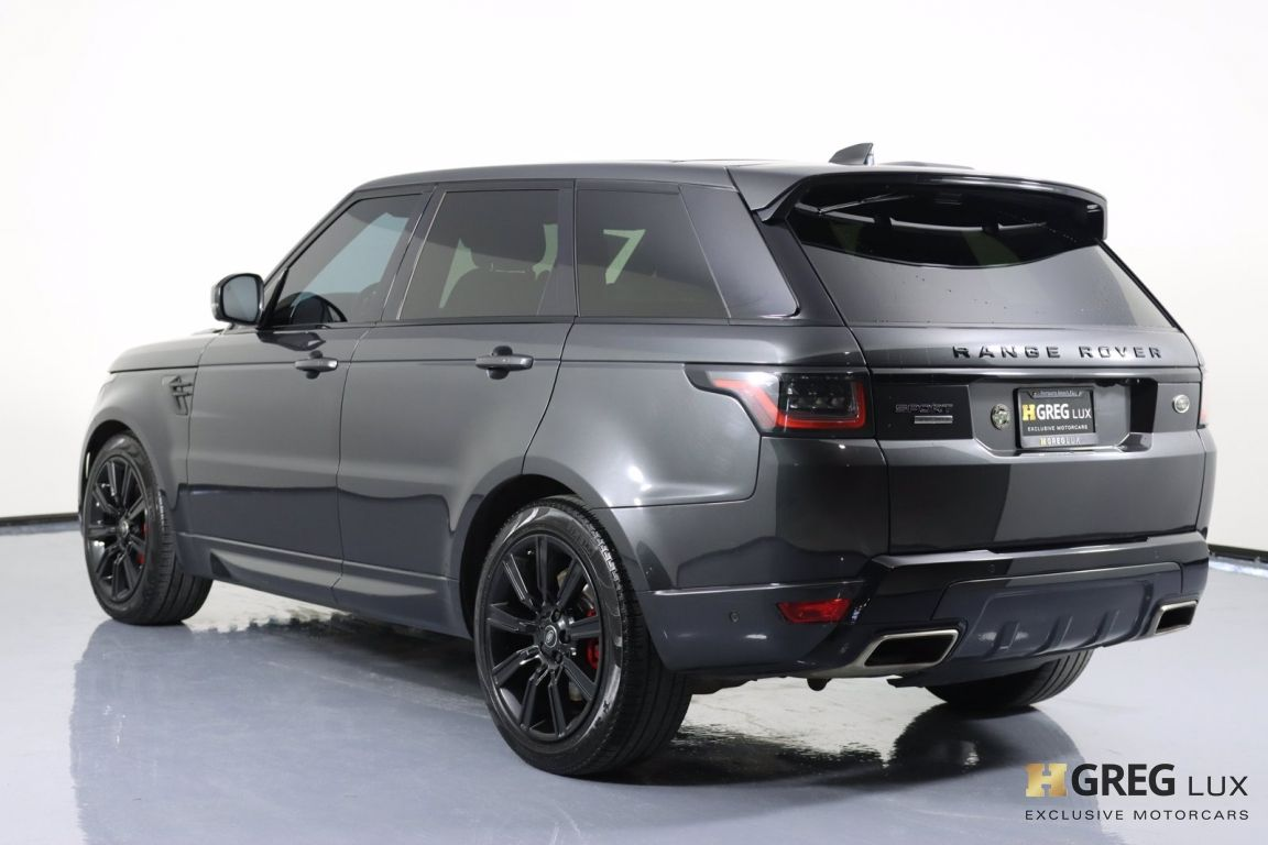 2018 Land Rover Range Rover Sport Supercharged #26