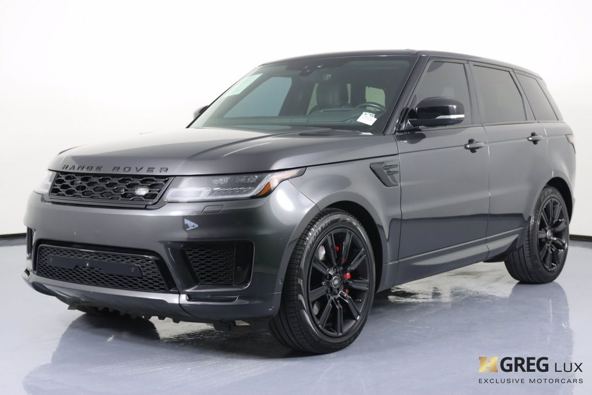 2018 Land Rover Range Rover Sport Supercharged #34