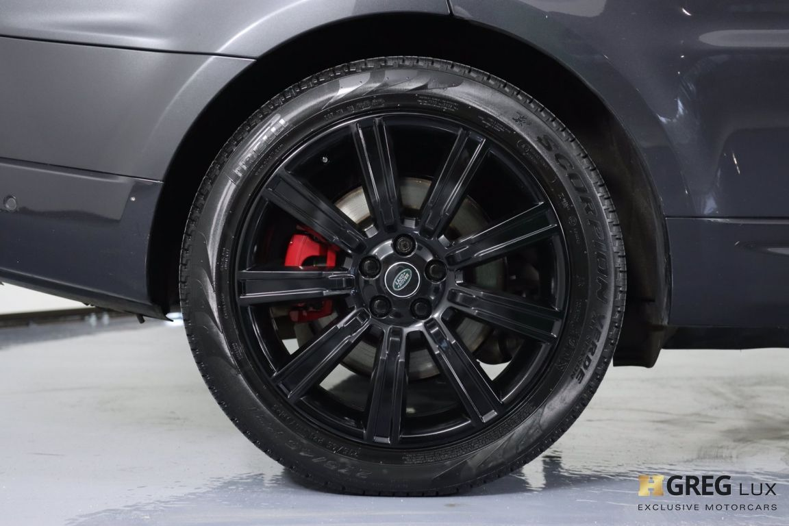 2018 Land Rover Range Rover Sport Supercharged #13