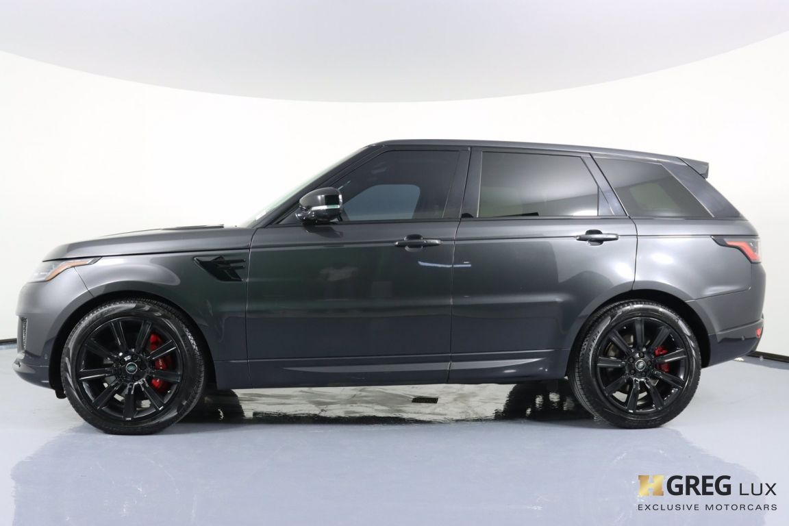 2018 Land Rover Range Rover Sport Supercharged #27