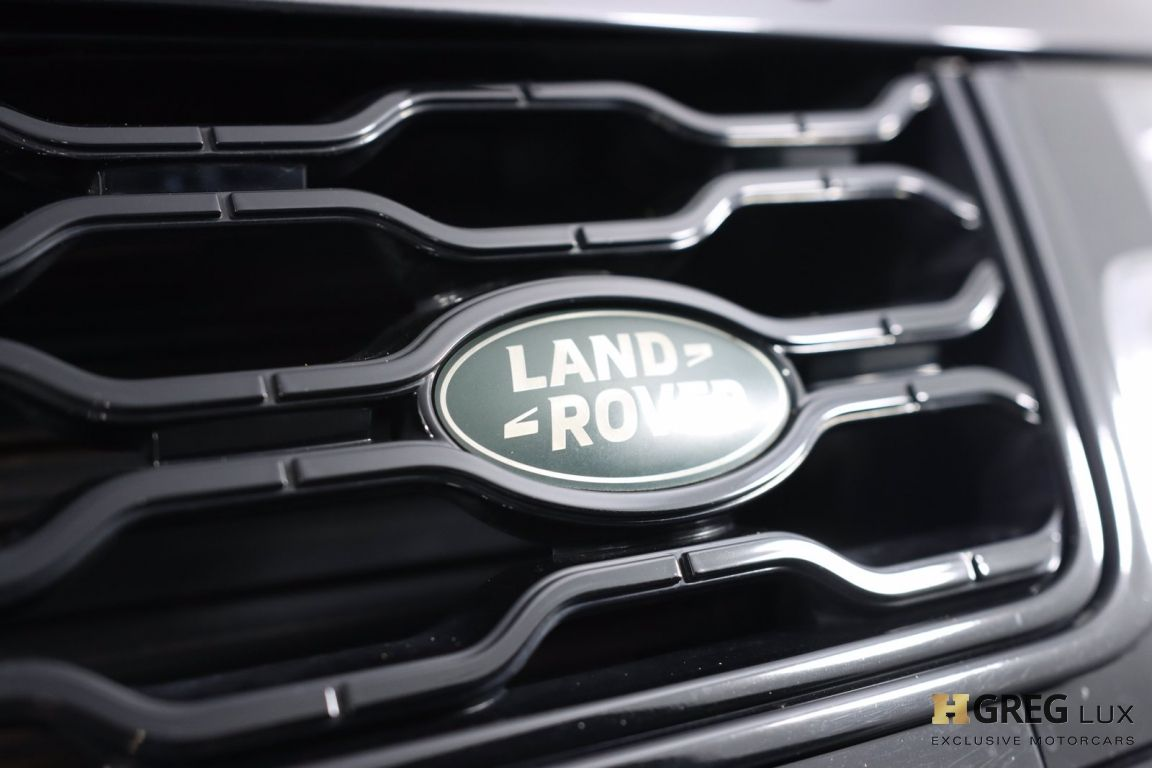 2018 Land Rover Range Rover Sport Supercharged #7