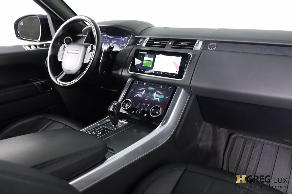2018 Land Rover Range Rover Sport Supercharged #65