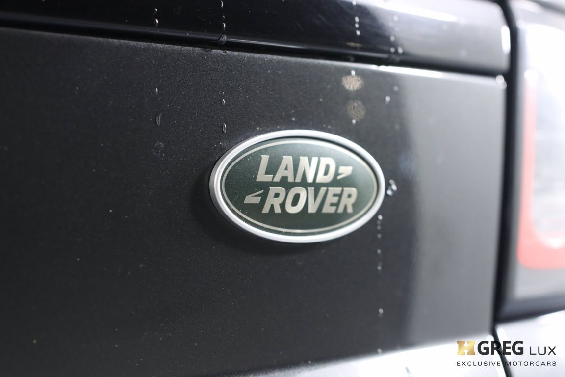 2018 Land Rover Range Rover Sport Supercharged #23