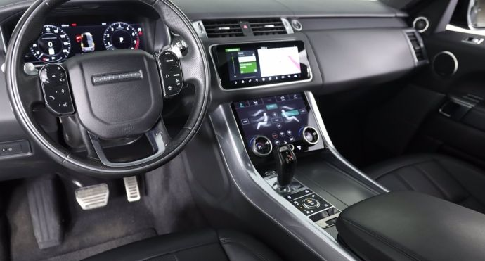 2018 Land Rover Range Rover Sport Supercharged #1