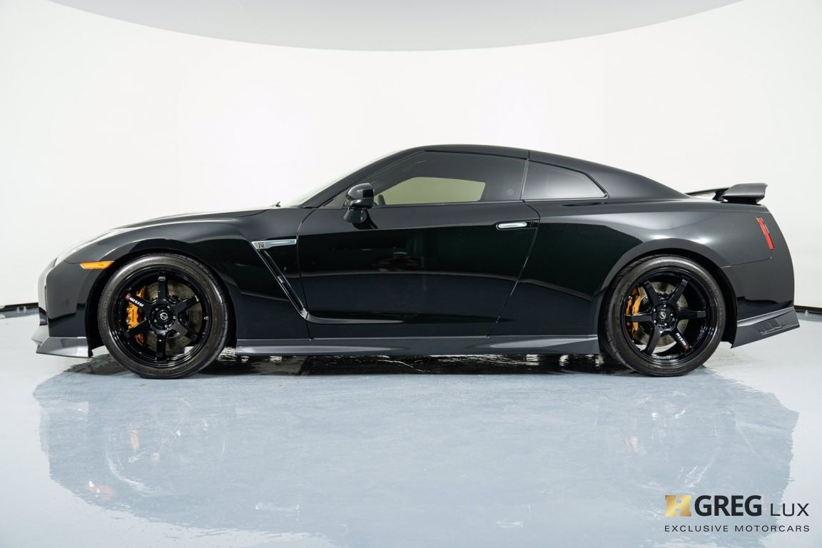 2019 Nissan GT R Track Edition #26