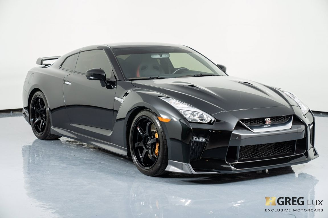 2019 Nissan GT R Track Edition #14