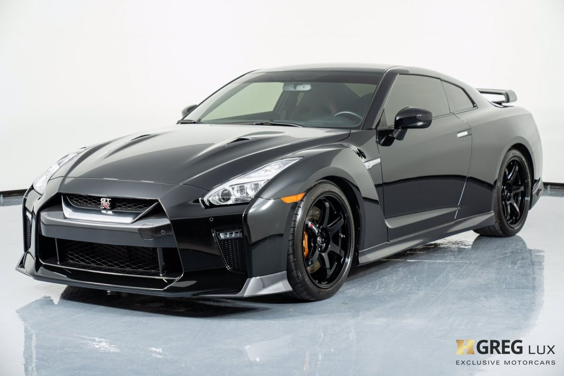 2019 Nissan GT R Track Edition #13