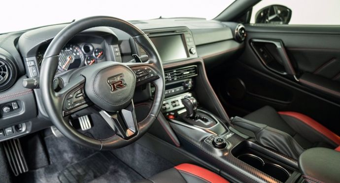 2019 Nissan GT R Track Edition #1
