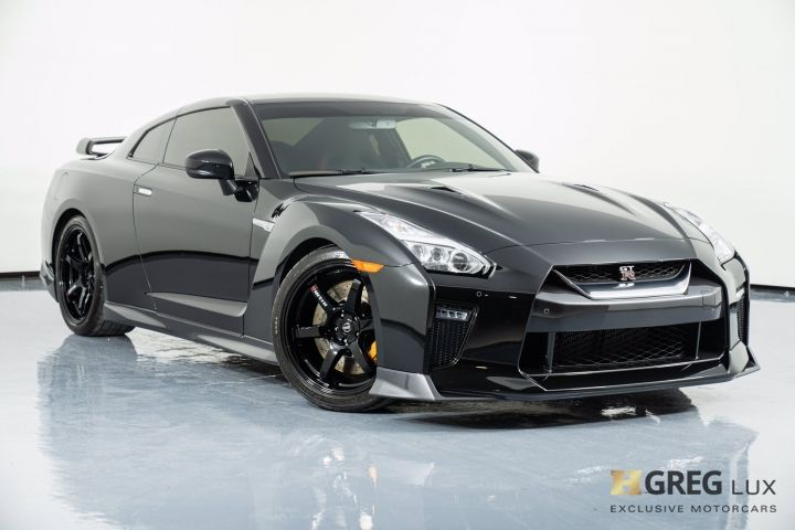 2019 Nissan GT R Track Edition #0