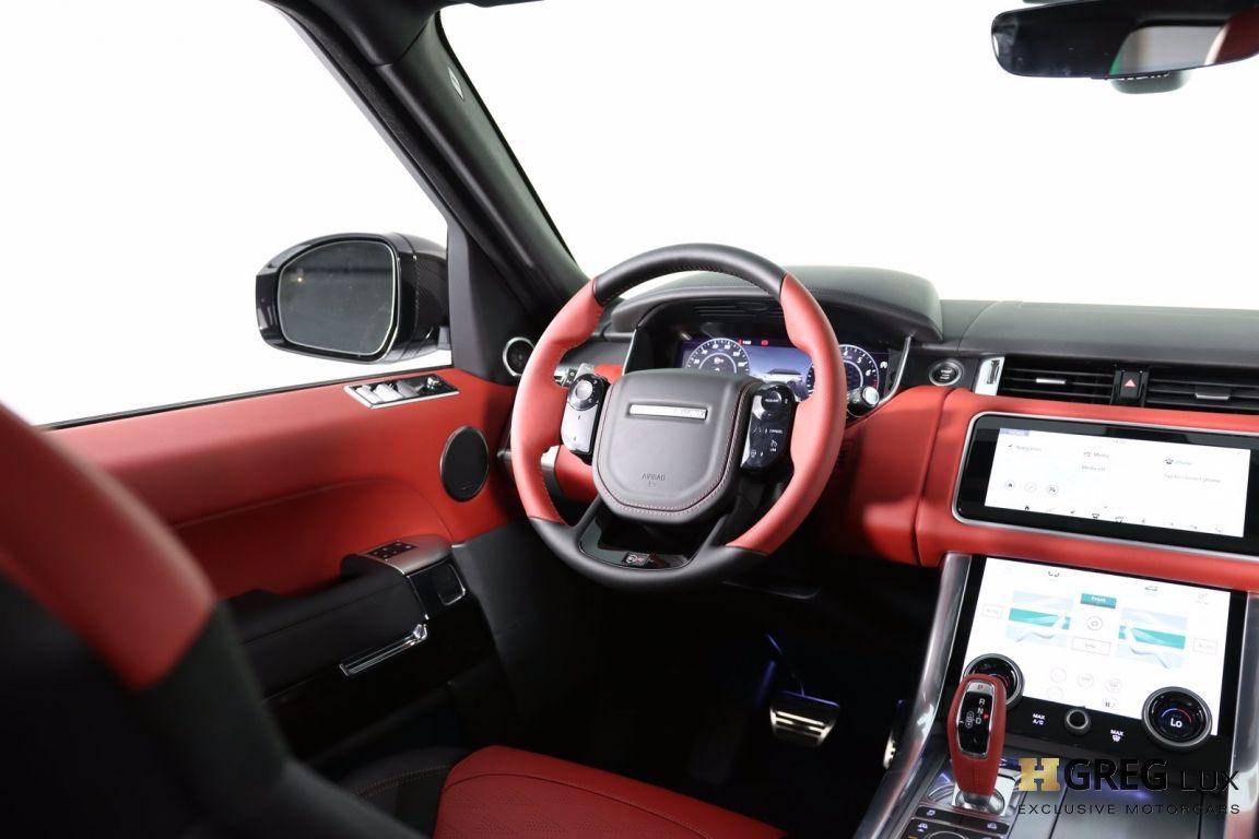 2021 Land Rover Range Rover Sport SVR #42