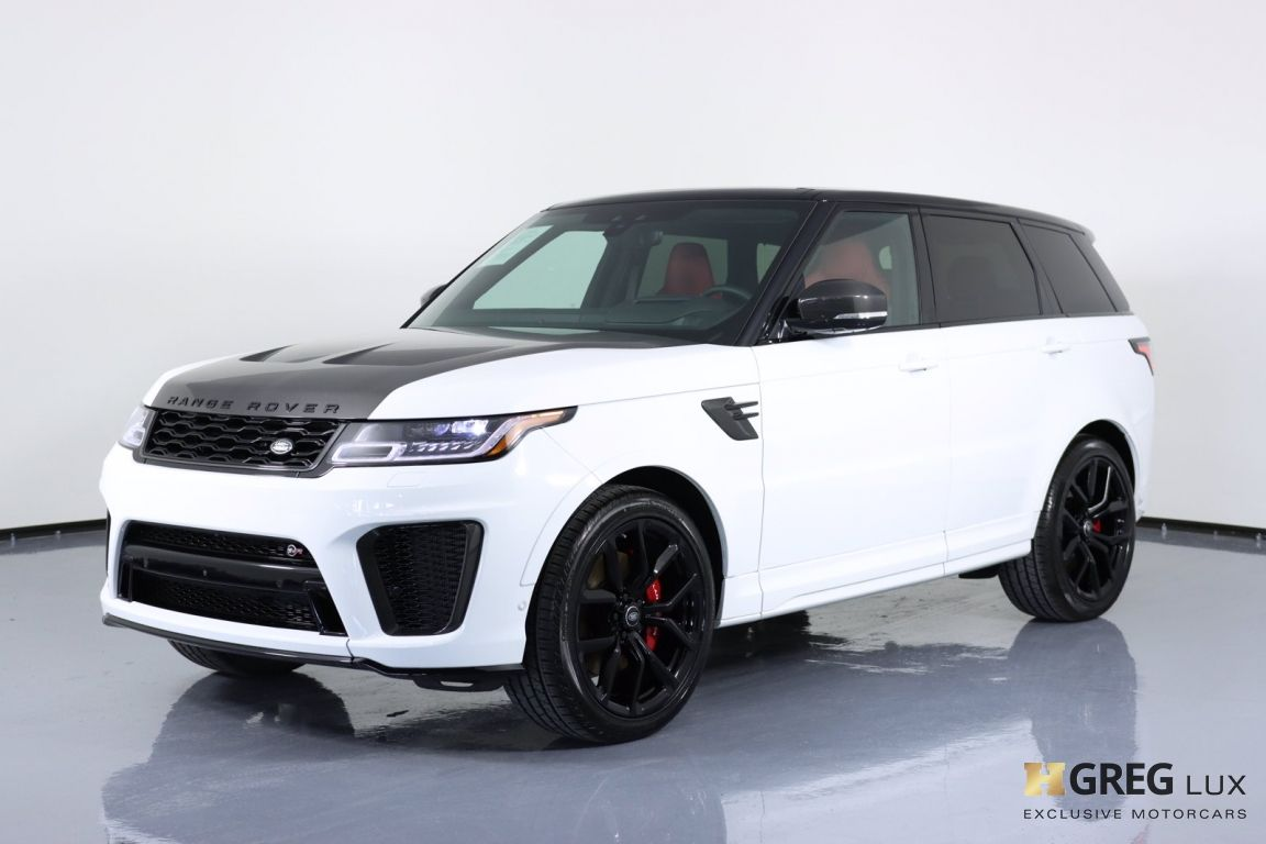 2021 Land Rover Range Rover Sport SVR #24