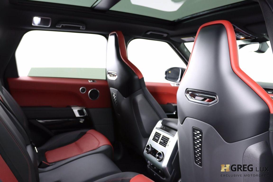 2021 Land Rover Range Rover Sport SVR #50