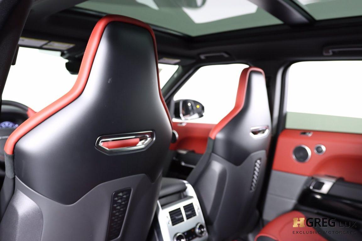 2021 Land Rover Range Rover Sport SVR #51