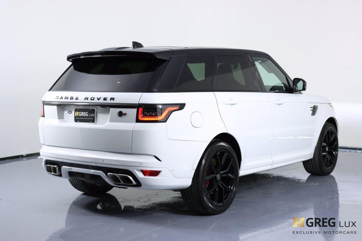 2021 Land Rover Range Rover Sport SVR #14