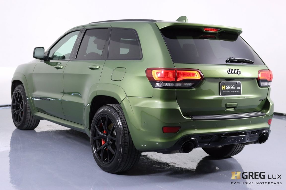 2020 Jeep Grand Cherokee SRT #16
