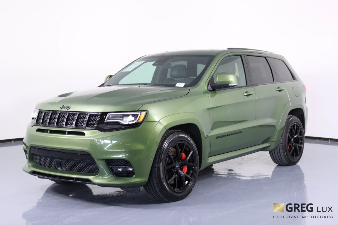 2020 Jeep Grand Cherokee SRT #20