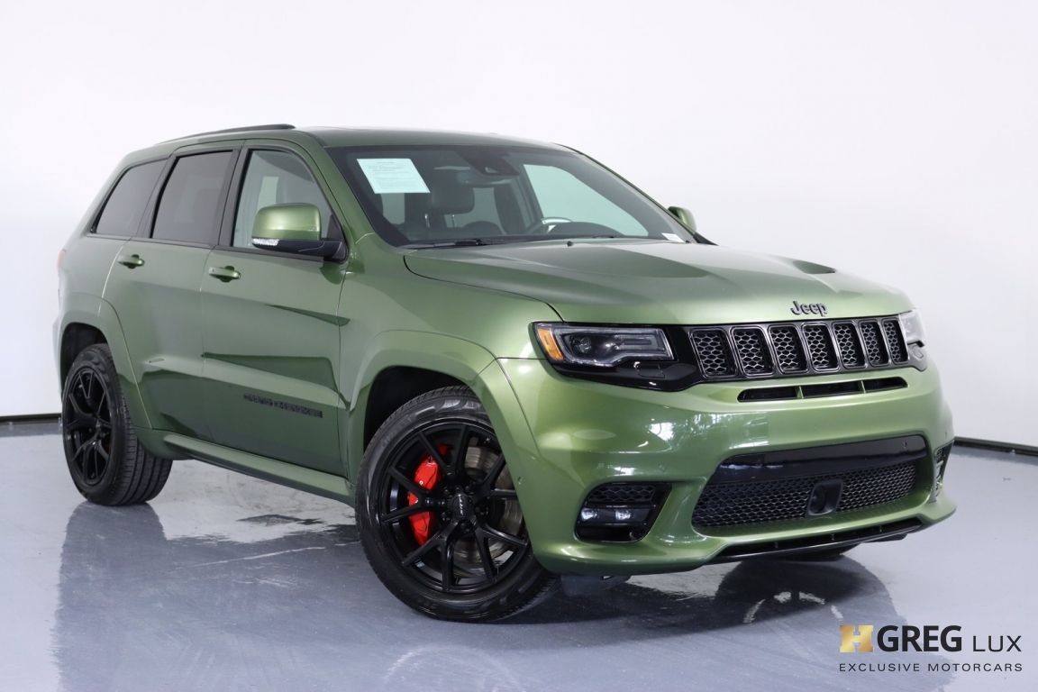 2020 Jeep Grand Cherokee SRT #0
