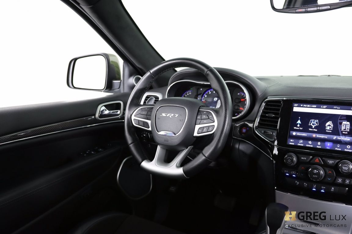 2020 Jeep Grand Cherokee SRT #40
