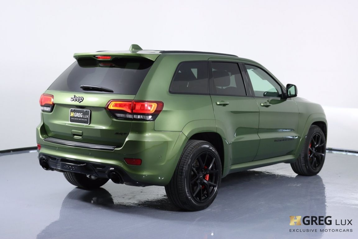 2020 Jeep Grand Cherokee SRT #11