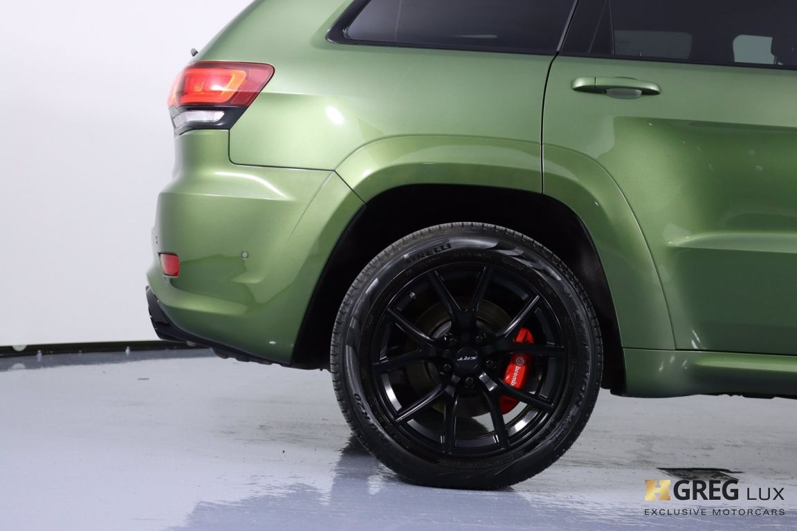 2020 Jeep Grand Cherokee SRT #10