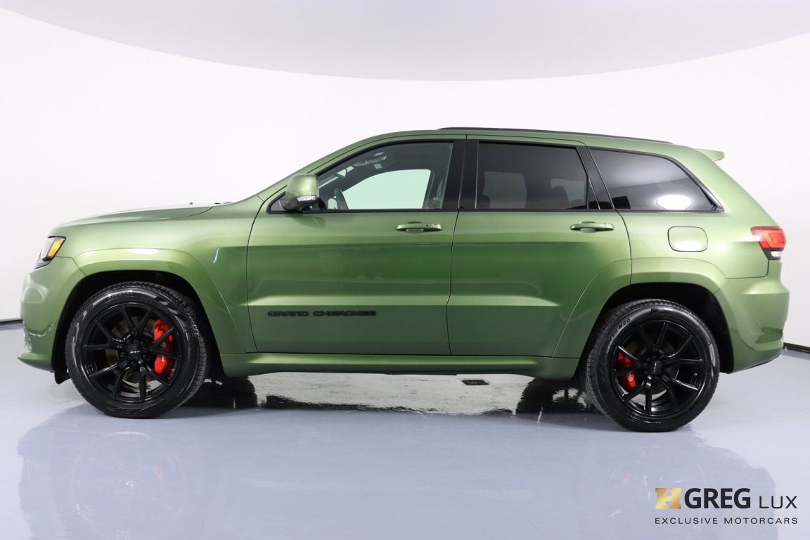 2020 Jeep Grand Cherokee SRT #17