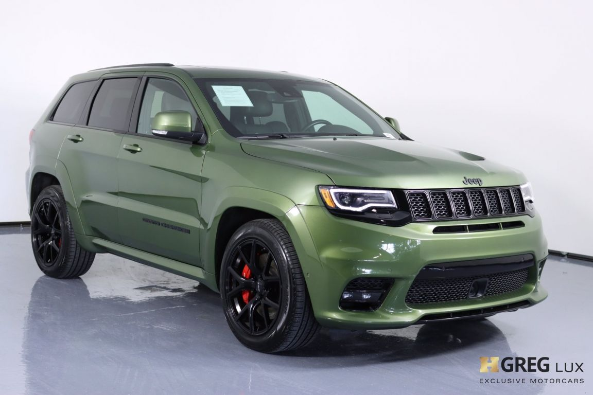 2020 Jeep Grand Cherokee SRT #7