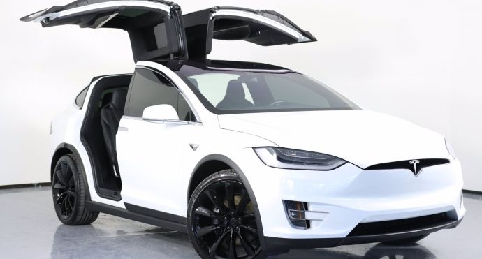 2019 Tesla Model X Long Range #0