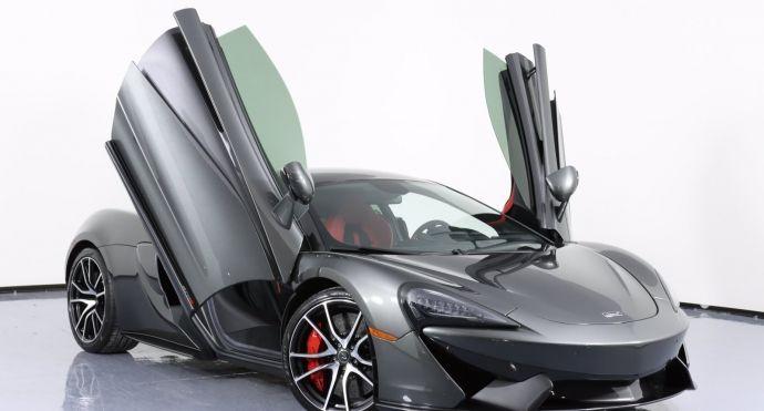 2016 McLaren 570S Base #0